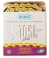 KMC LÁNC X10 SL GOLD 1/2X1/128 112L