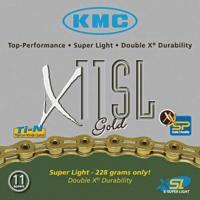 KMC LÁNC X11 SL GOLD 1/2X1/128 114L