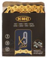 KMC LÁNC X9 GOLD 1/2X1/128 116L