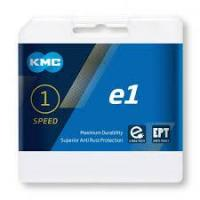 KMC LÁNC E1 SINGLESPEED E-BIKE 1/2 X 1/8 110L SILVER