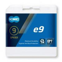 KMC LÁNC E9 9 SPEED E-BIKE 1/2 X 11/128 136L SILVER