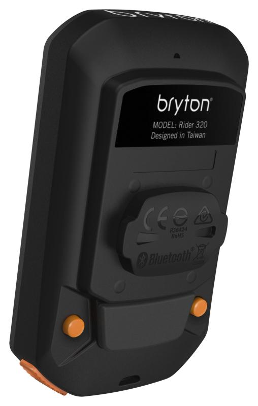 BRYTON COMPUTER RIDER 320E GPS KOMPUTER